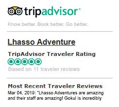 Lhasso Adventure Tripadvisor