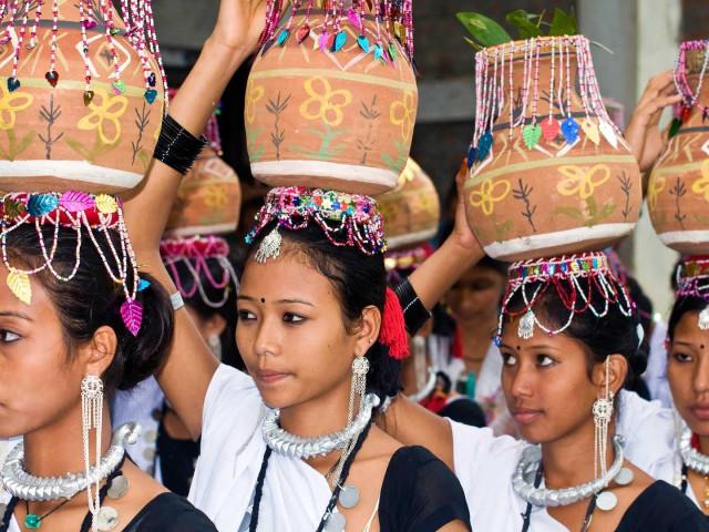 Maghe Sankranti (Makar Sankranti)